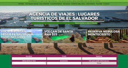 Posicionamiento Seo – Lo natural es lo mejor  Visita El Salvador – Web oficial