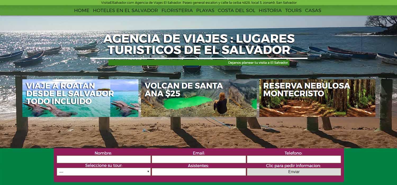 Social media – Marketing Digital El Salvador  Visita El Salvador – Web oficial