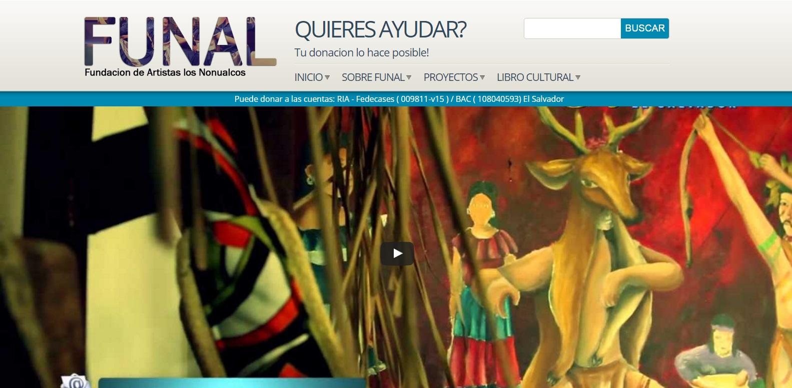 Social media – Marketing Digital El Salvador  FUNAL – La fundación que genera empleo por medio de sus programas para emprendimiento.
