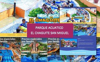 Diseño web para Parque Acuatico el Chaguite San miguel